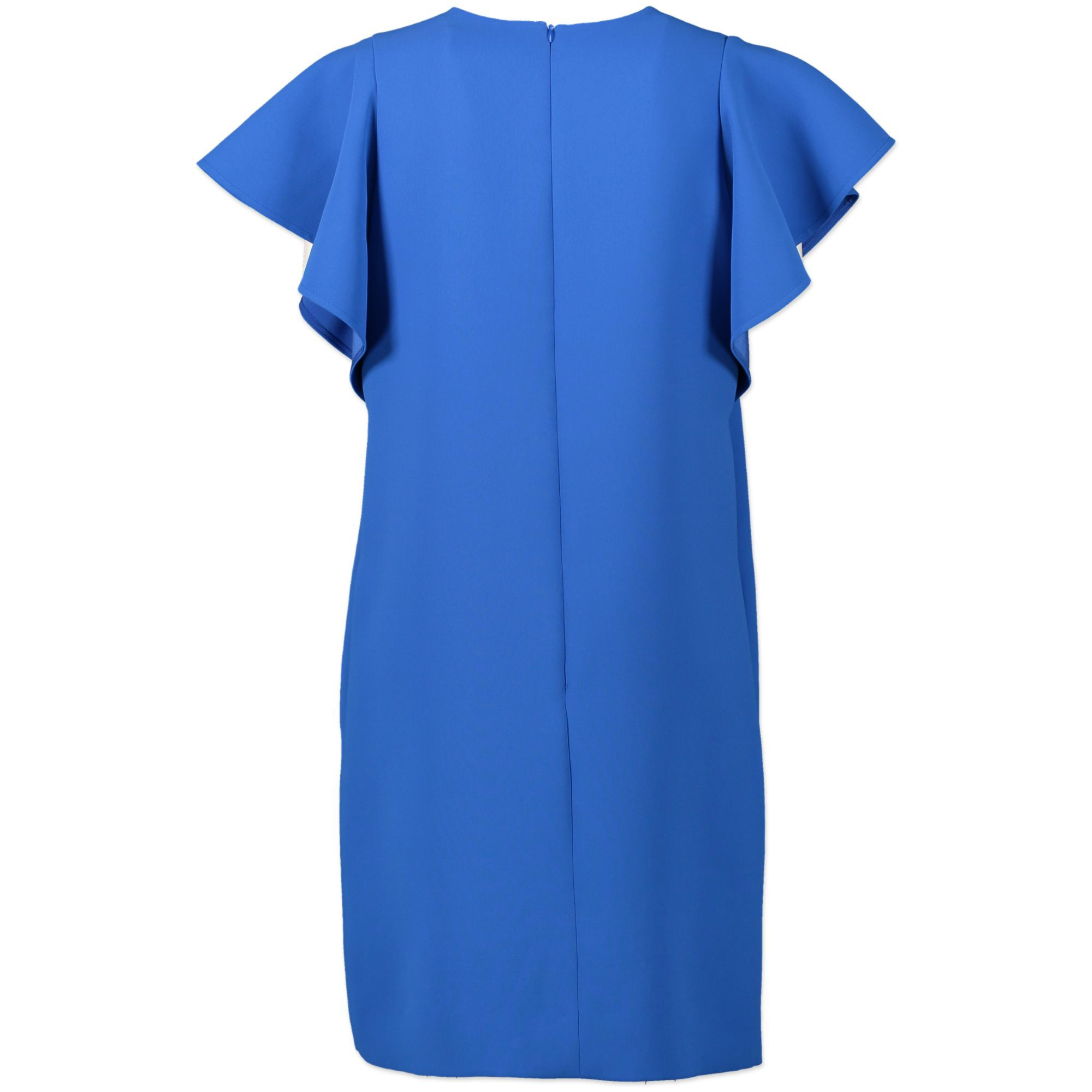 We buy and sell your authentic designer Victoria Beckham Cobalt Blue Dress
