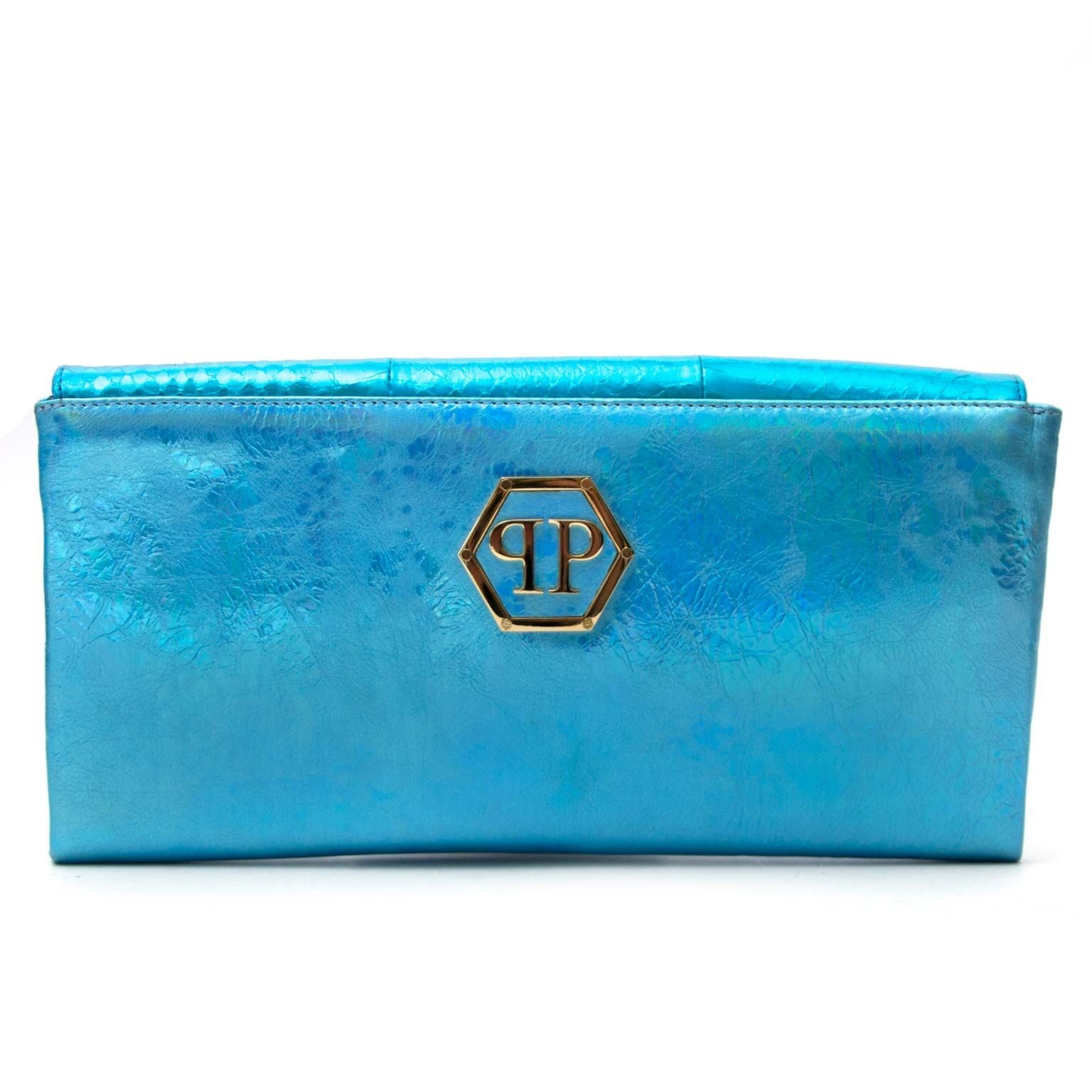 secondhand Phillip Plein clutches