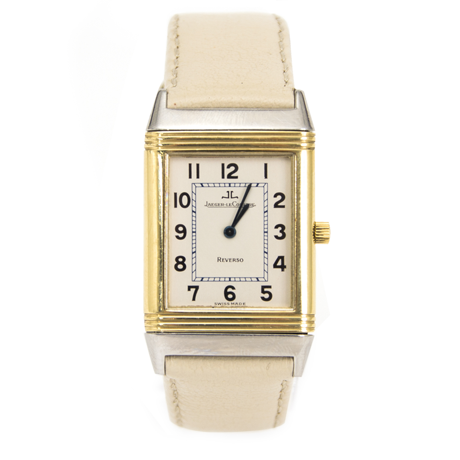 Buy authentic Jaeger-LeCoultre Reverso Classic watch at the right price at LabelLOV vintage webshop. Luxe, vintage, fashion. Safe and secure online shopping. Antwerp, Belgium.
