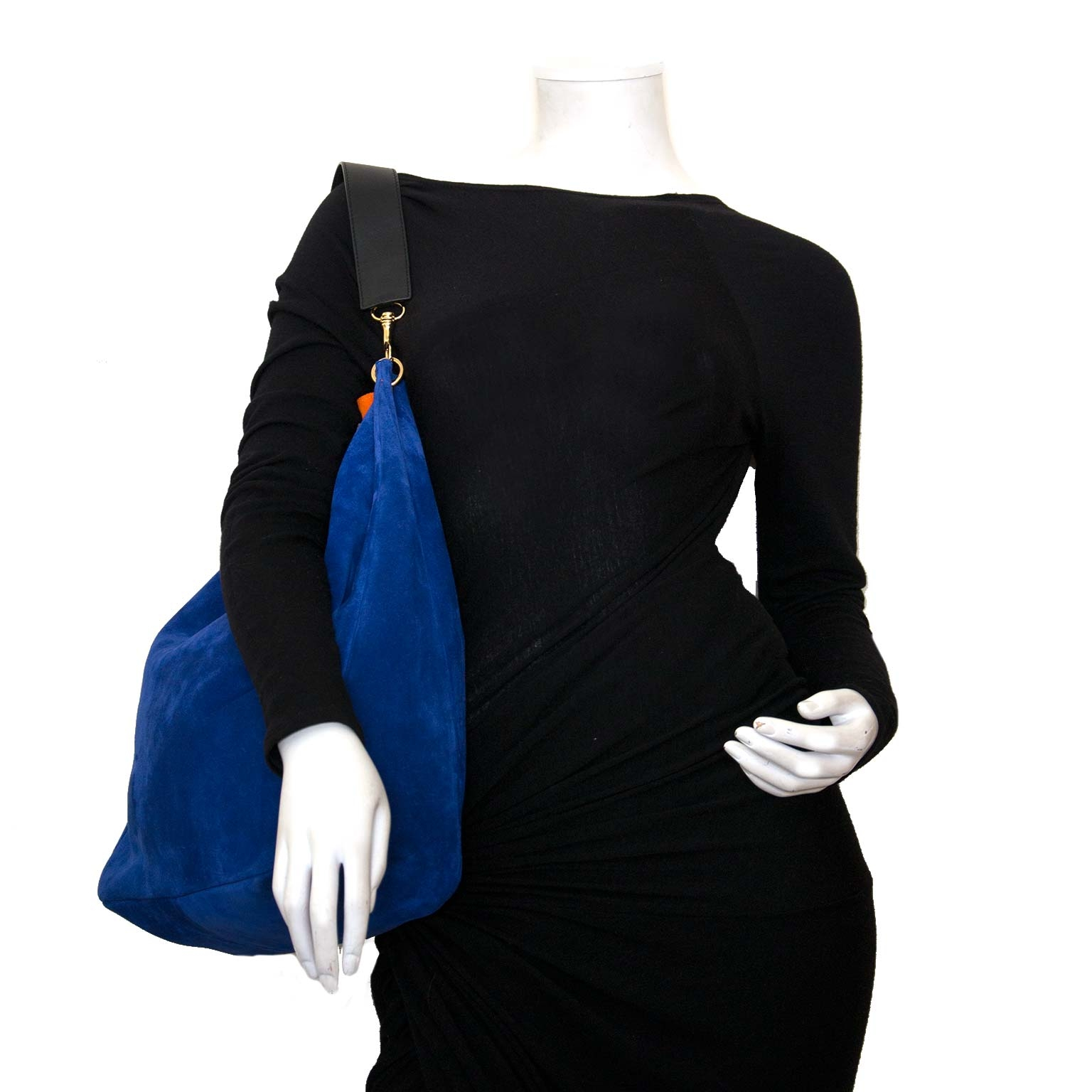 JW anderson large hobo piercing tas nu te koop bij labellov vintage mode webshop belgië