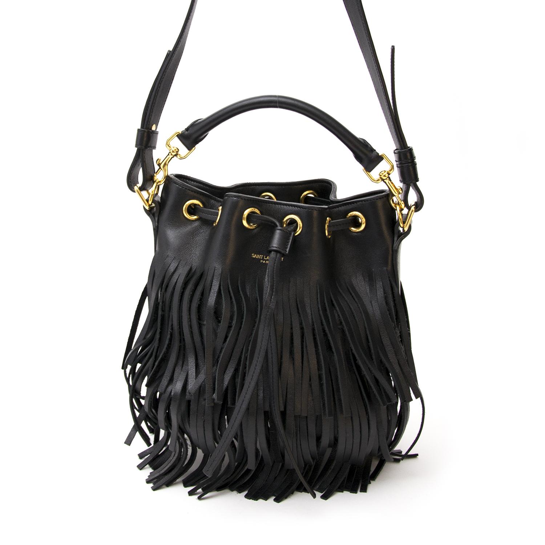 Vintage Saint Laurent Bucket Bag for the best price at Labellov webshop. Safe and secure online shopping with 100% authenticity. Vintage Saint Laurent Bucket Bag pour le meilleur prix.